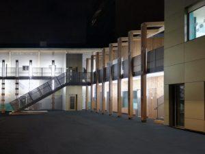 Les Lilas<br>Ecole Notre-Dame